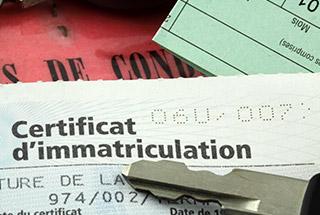numéro de formule du certificat d immatriculation sur carte grise FeuVert