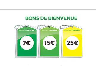carte fidelite feu vert Carte de fidélité   découvrez les avantages de votre fidéllité