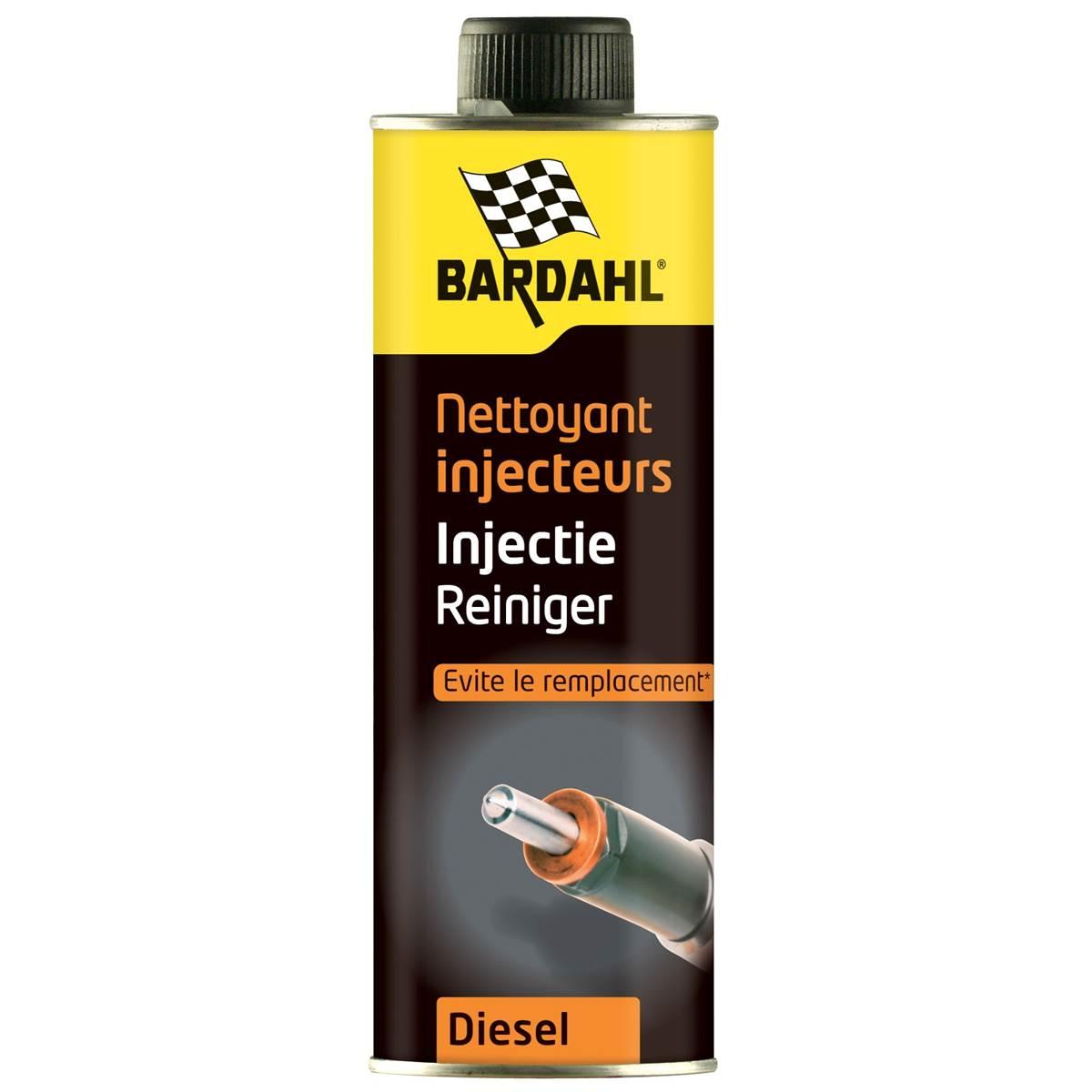 Nettoyant injecteurs Diesel Bardahl 500 ml