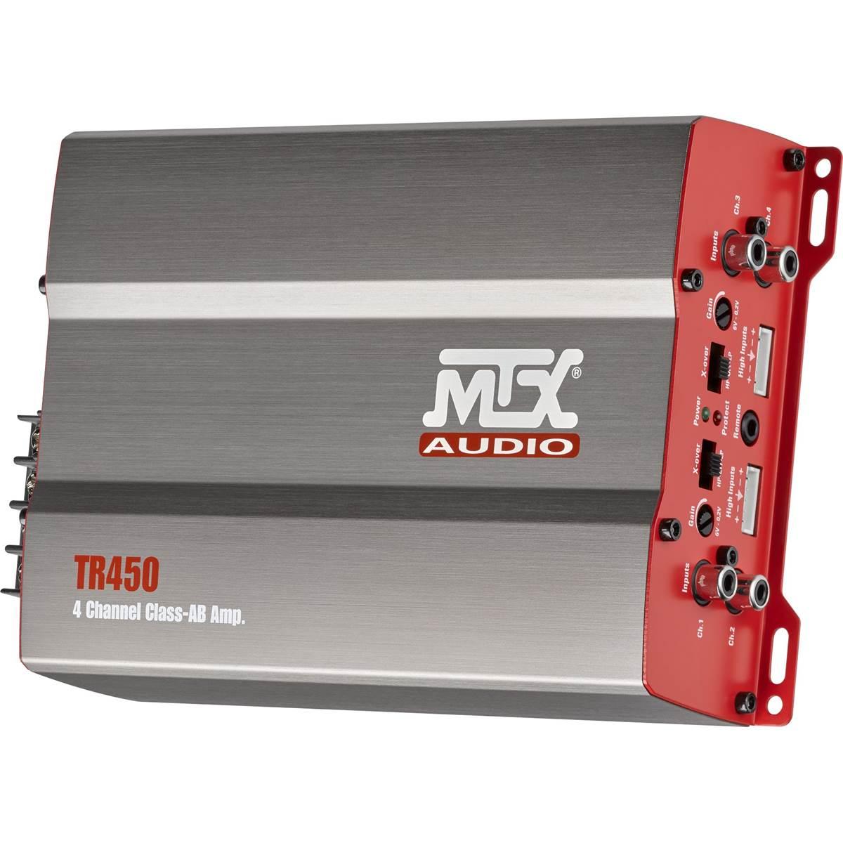 Amplificateur MTX TR450