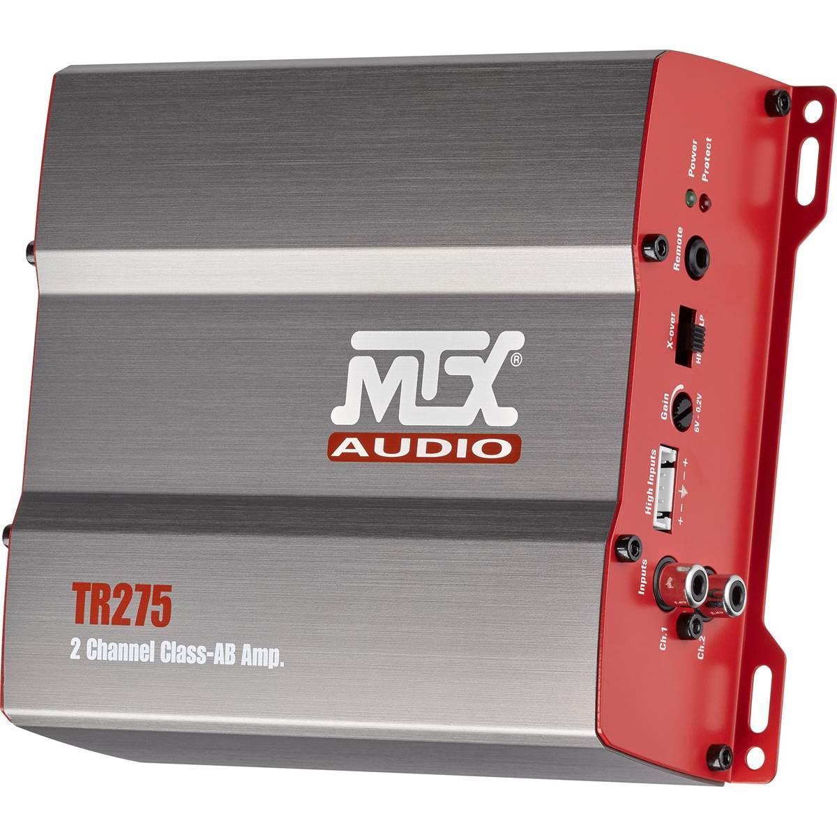 Amplificateur MTX TR275