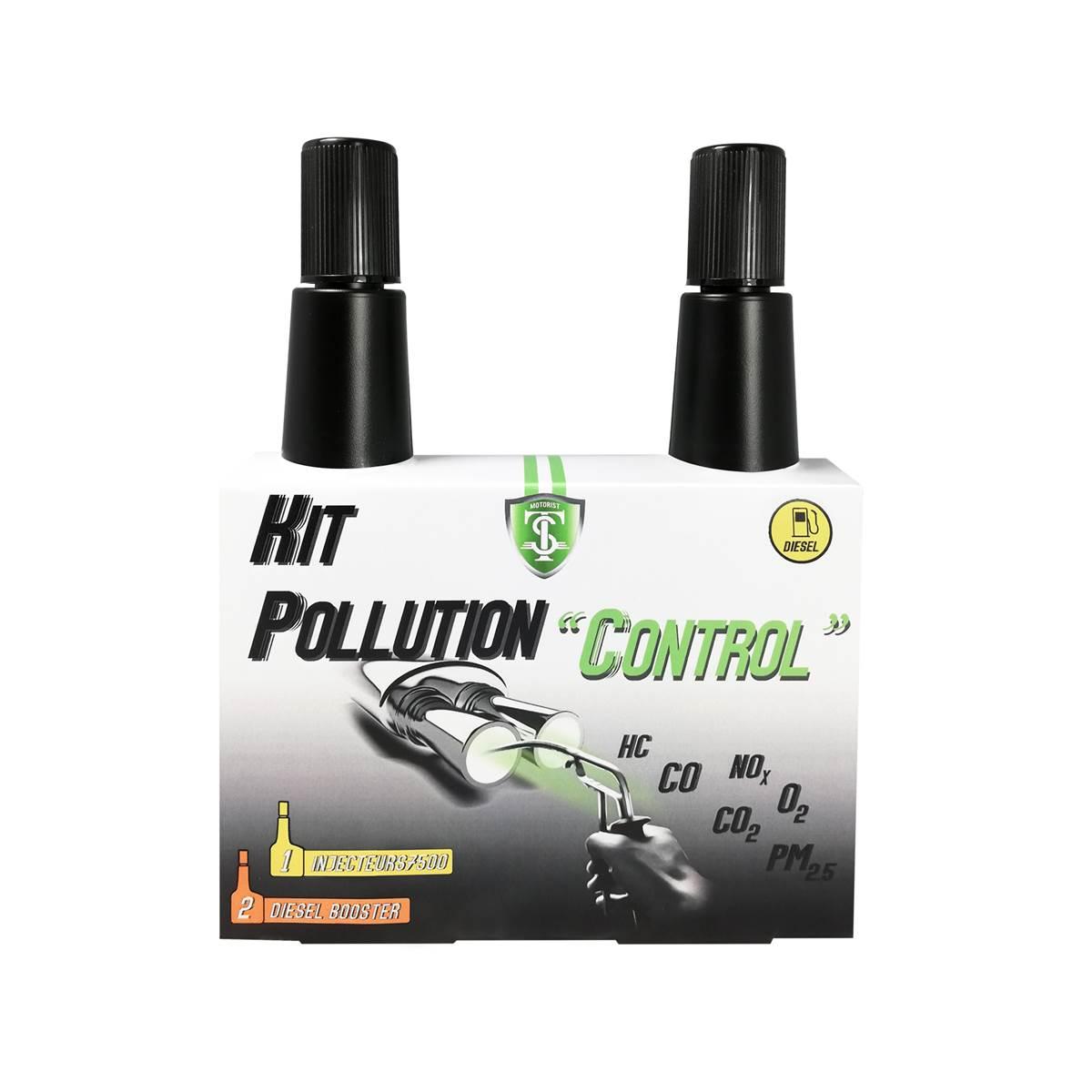 Kit Pollution Control Diesel Spheretech 700 ml