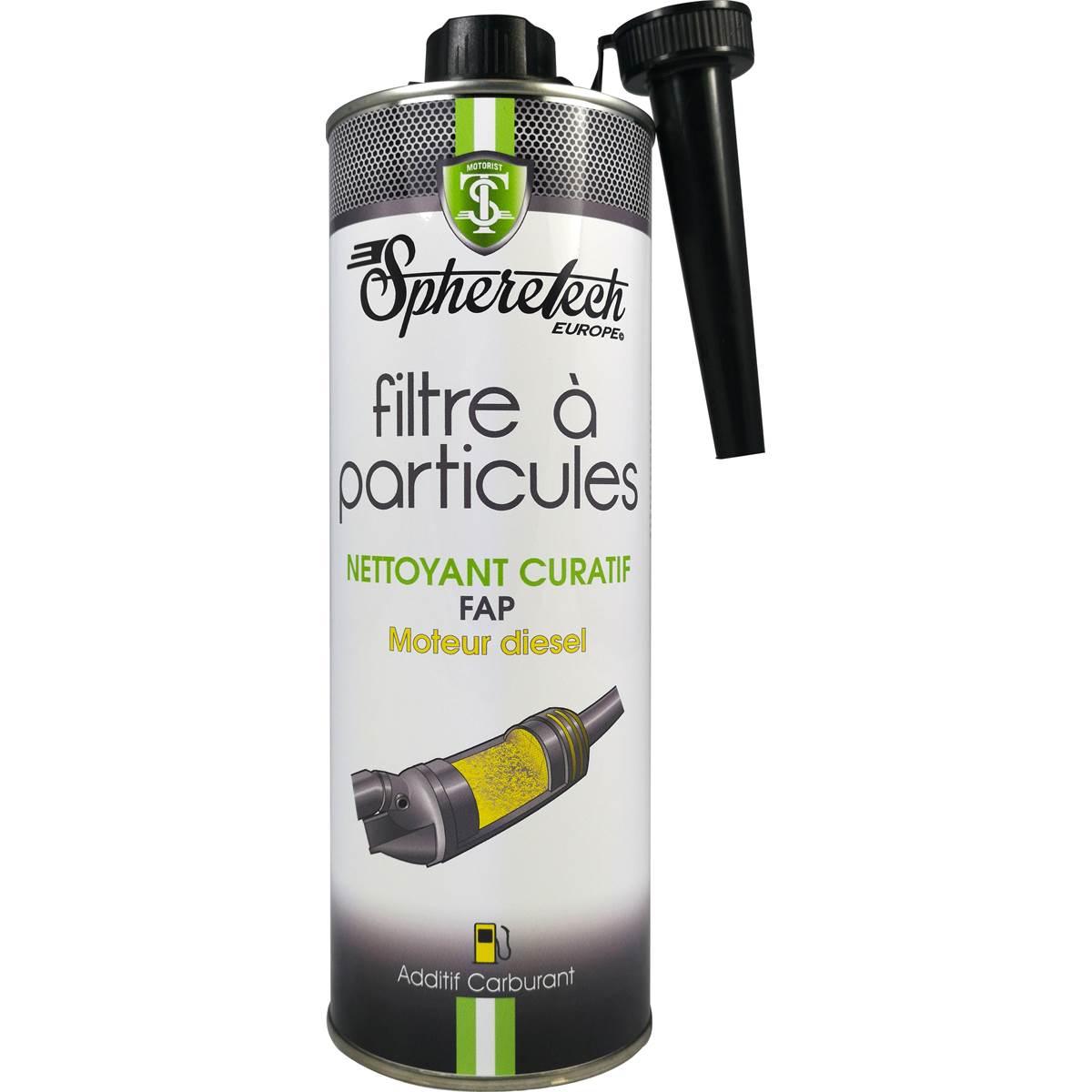 Nettoyant filtre à particules Spheretech 1 L