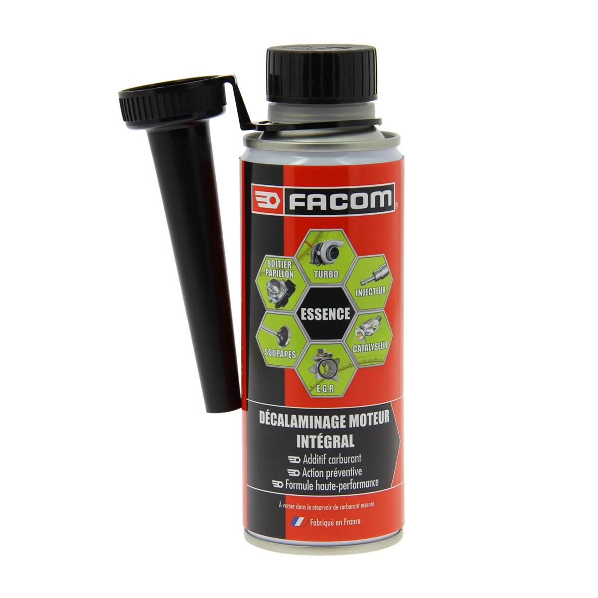 Décrassant moteur 6 en 1 Essence Facom 250 ml