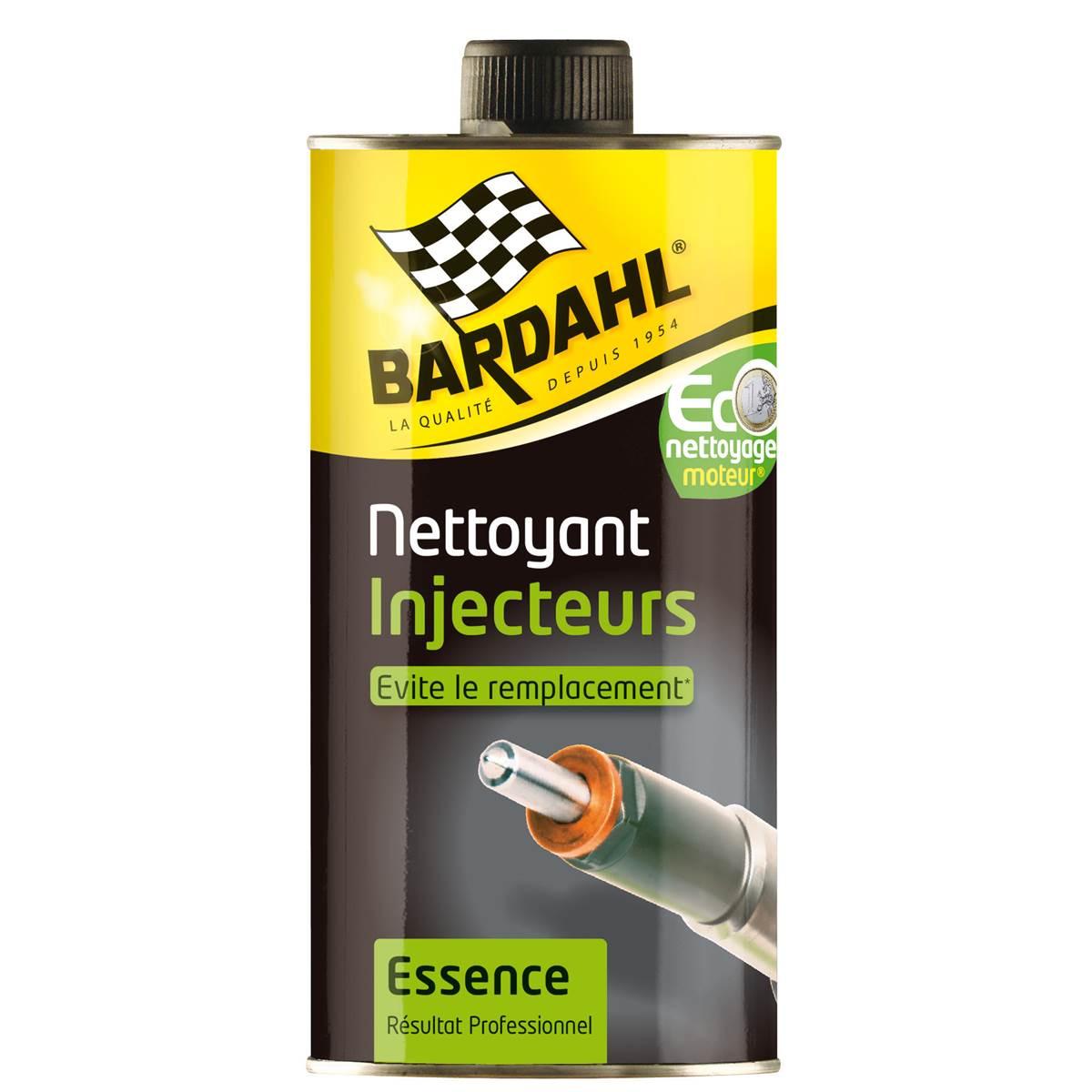 Nettoyant injecteurs Essence Bardahl 1 L
