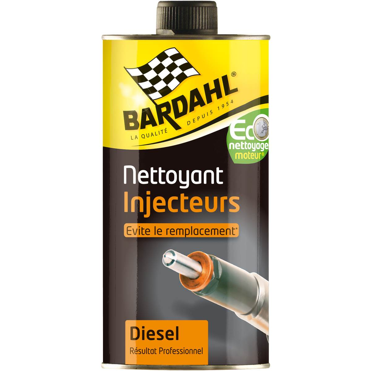 Nettoyant injecteurs Diesel Bardahl 1 L