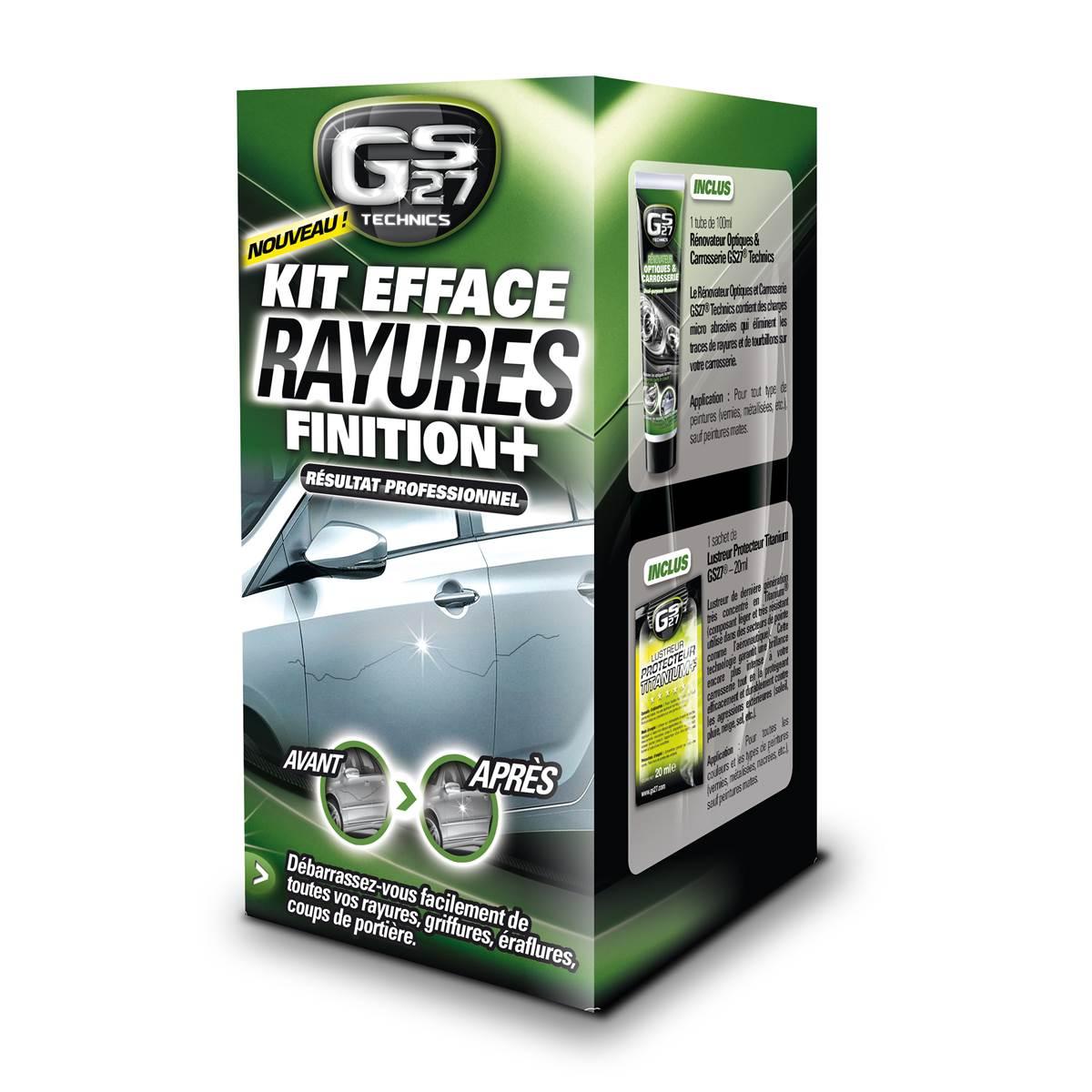 Kit efface rayures Finition Plus GS27