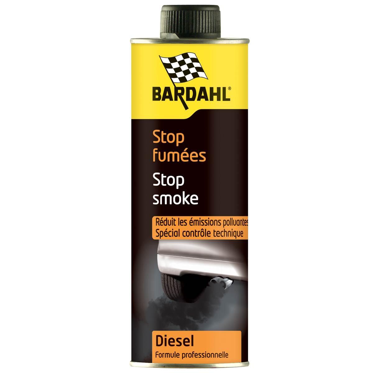 Anti-fumée Diesel Bardahl 500 ml