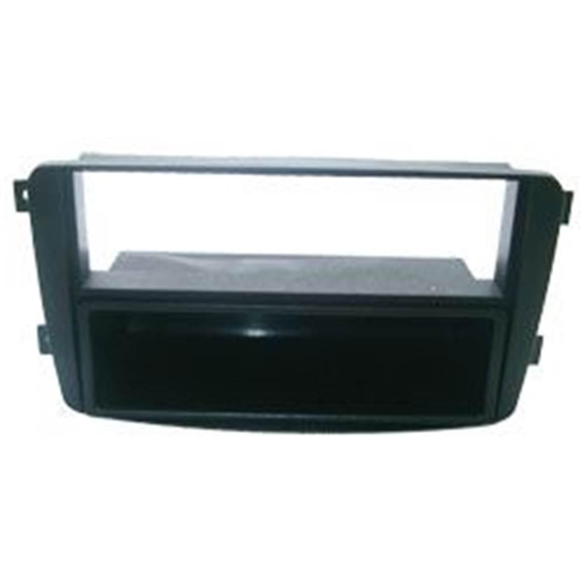 Support Décor Autoradio NN ISO noir Spécial MERCEDES Classe C 05/00 >