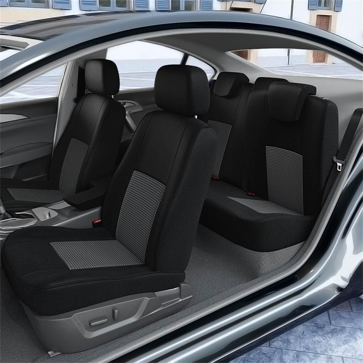 Housse de siège sur-mesure Toyota Auris dès 01/2013