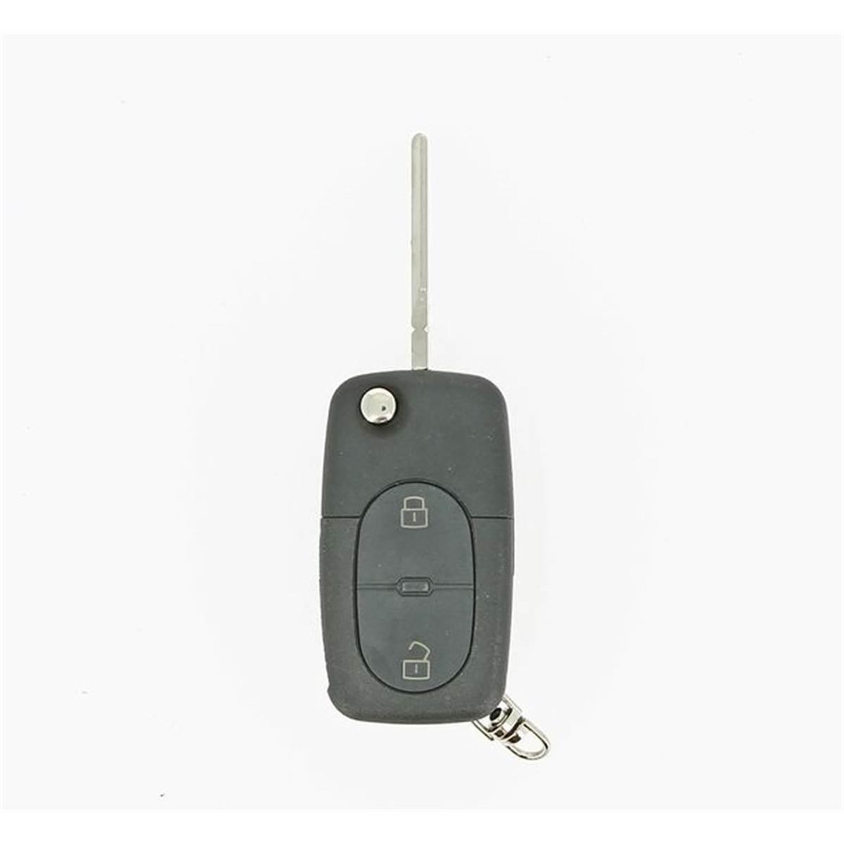 Coque de clé adaptable pour Audi AUD203