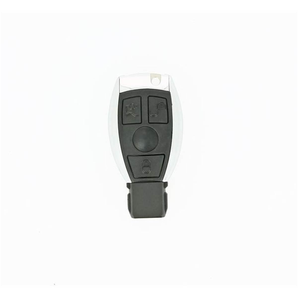 Coque de clé adaptable pour Mercedes MER302