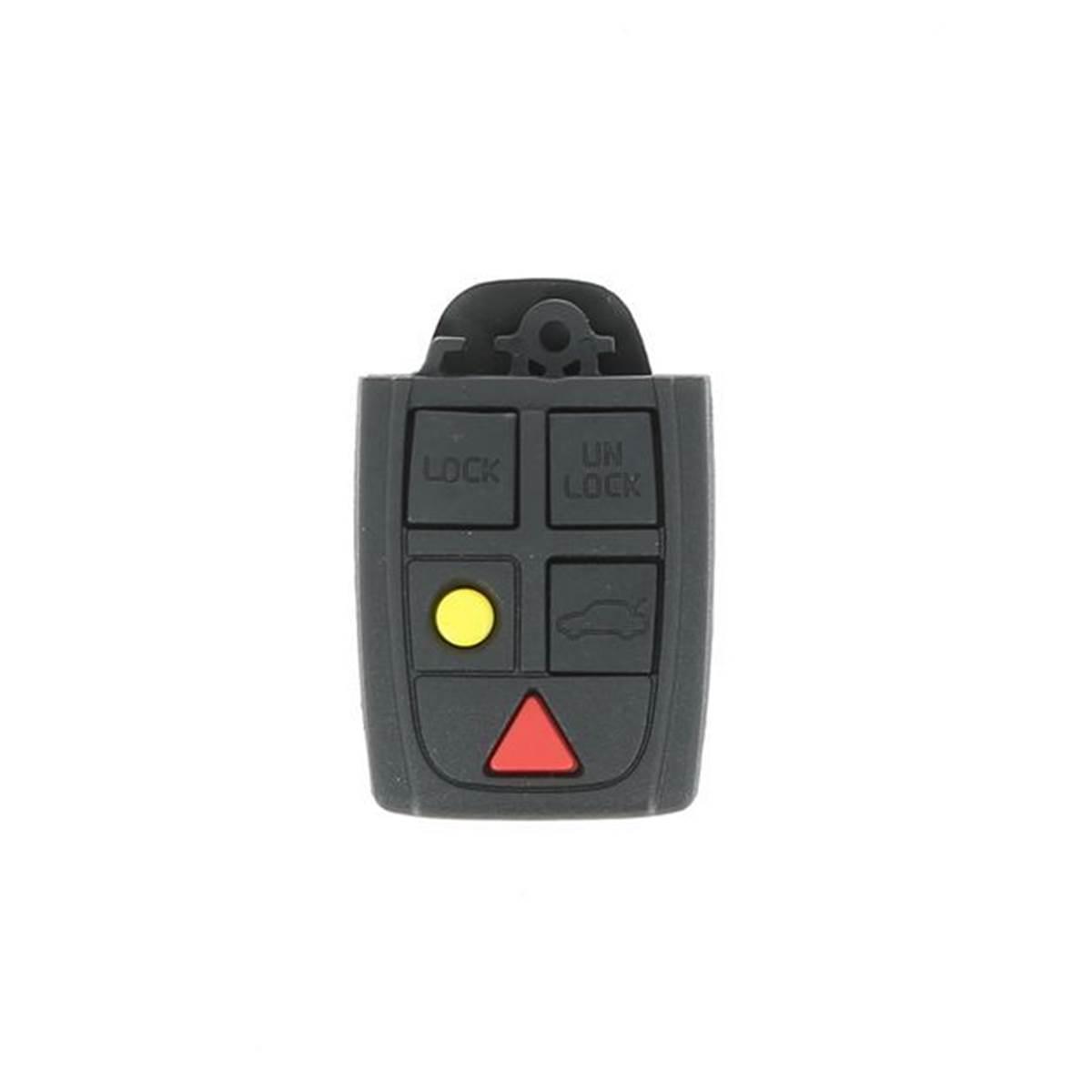 Coque de clé adaptable pour Volvo VOL505