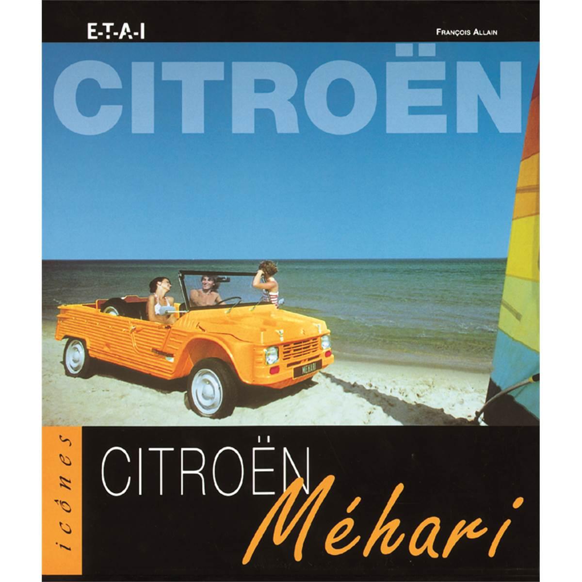 LIVRE CITROEN MEHARI (REF 18806)