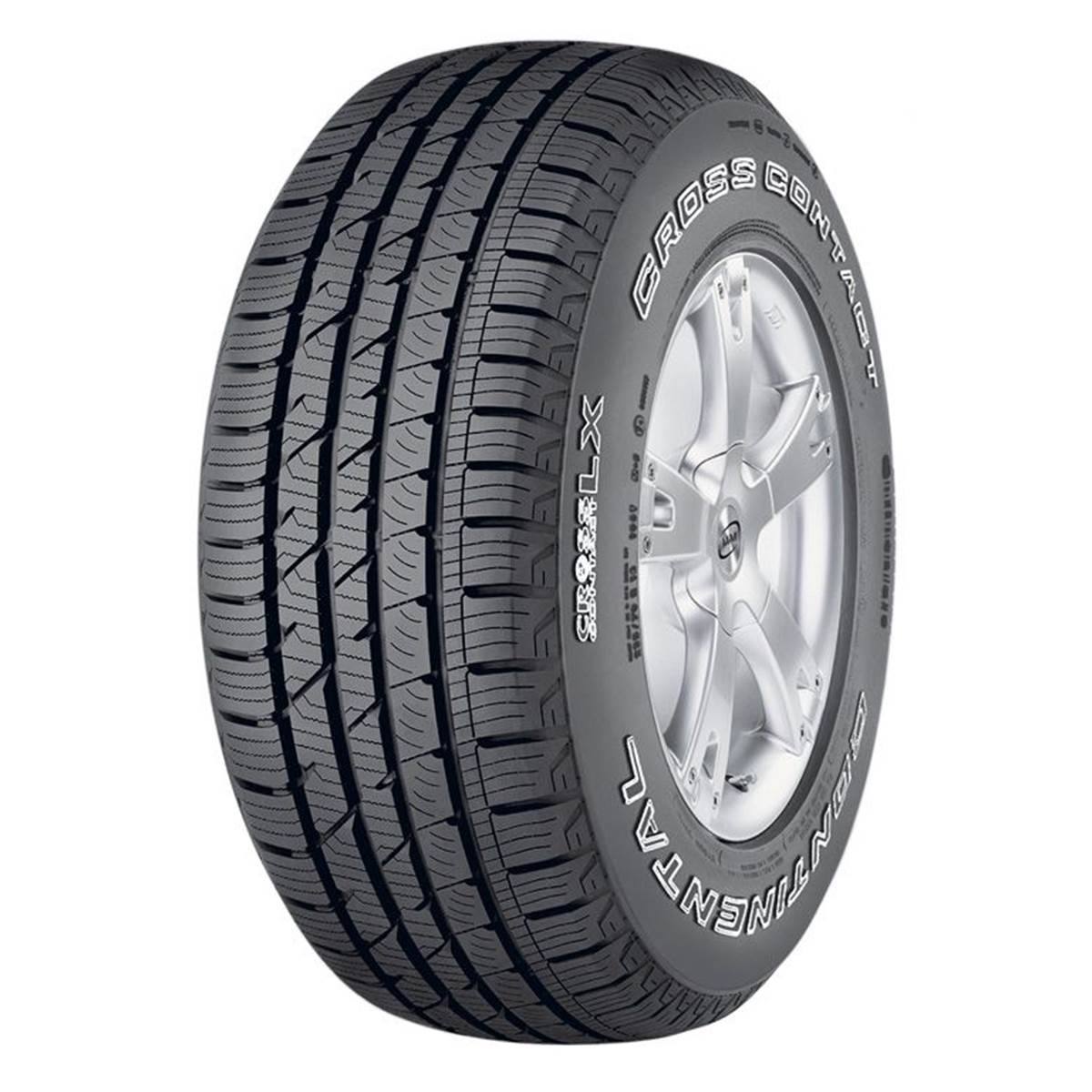 Pneu 4X4 CONTINENTAL 255/60R18 108W CrossContact LX Sport MGT