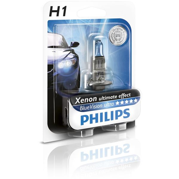 lampe philips auto h1