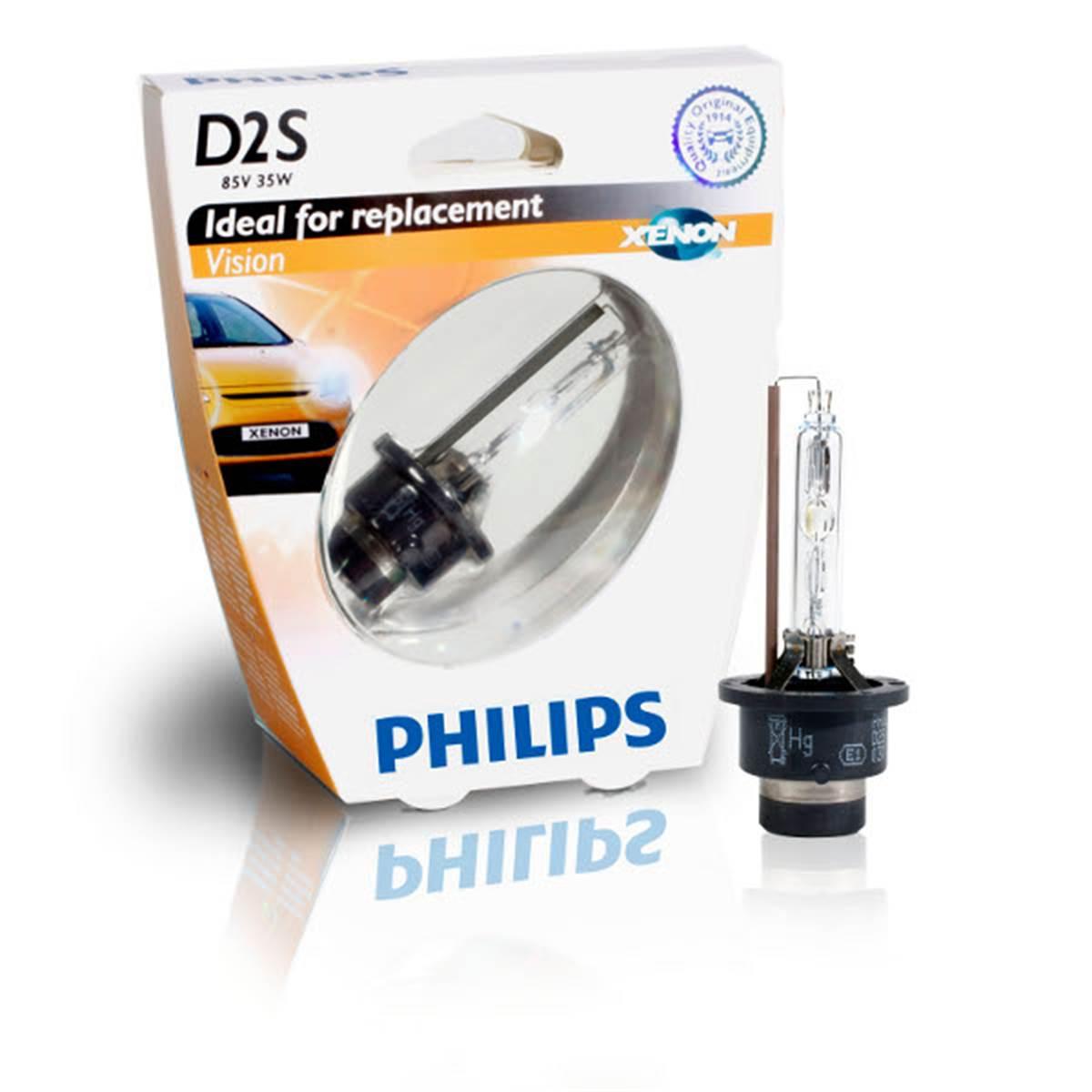1 ampoule Philips premium Xénon D2S