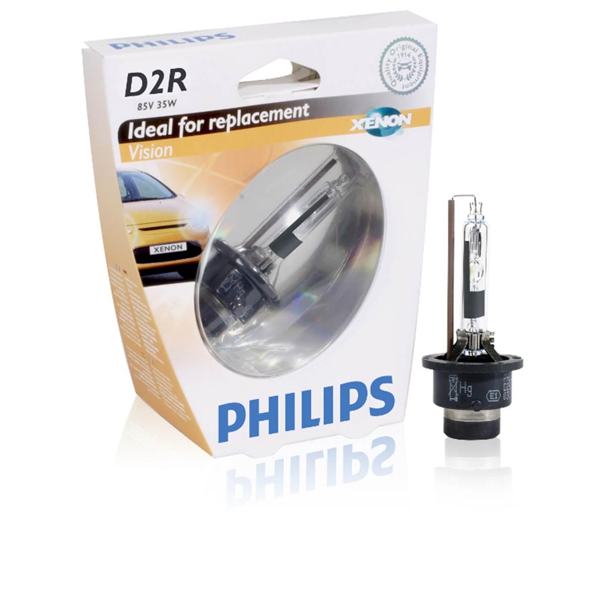 1 ampoule Philips premium Xénon D2R