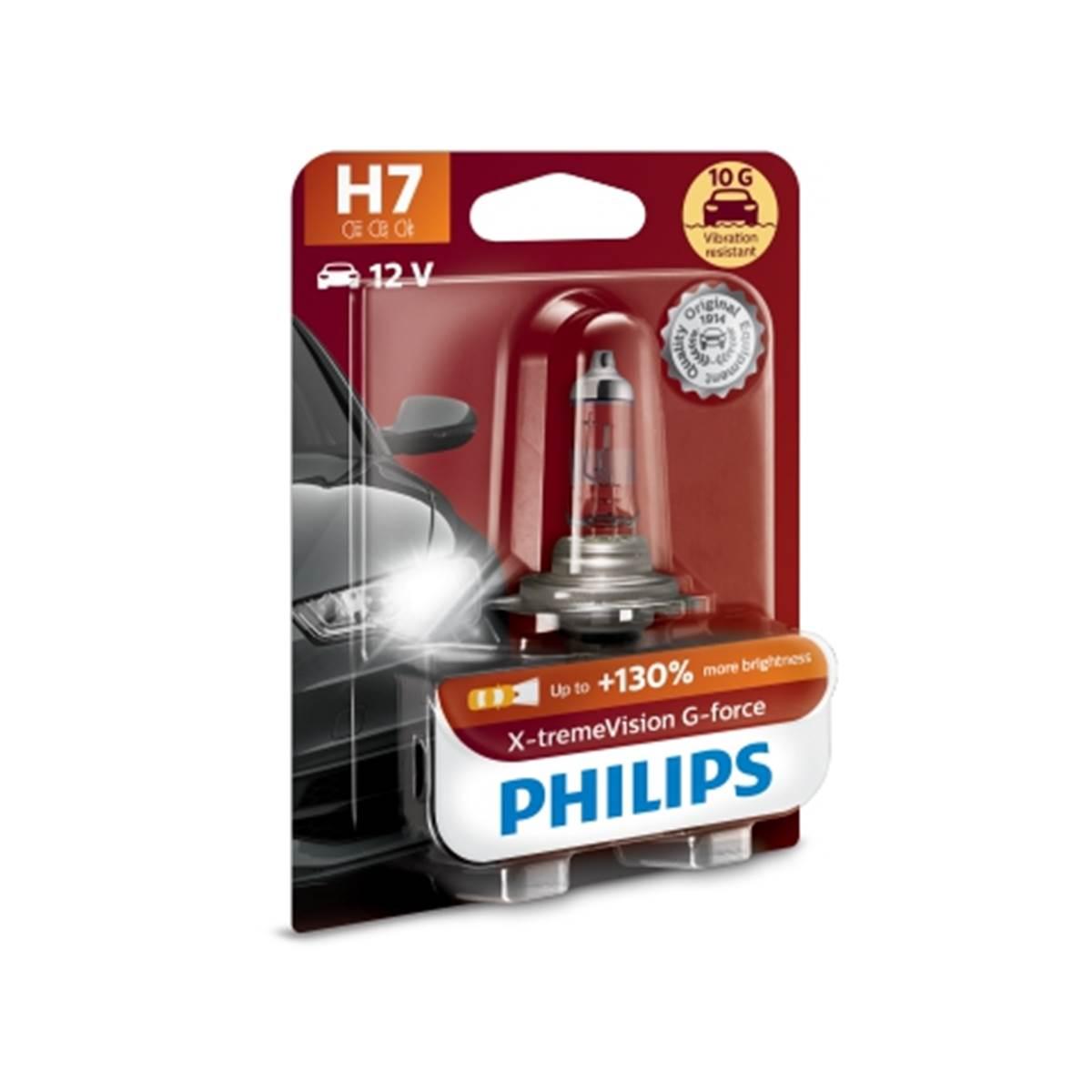 1 ampoule Philips premium Vision H9 Feu Vert