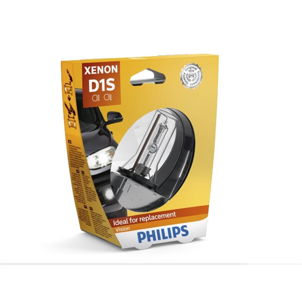 1 ampoule Philips premium Xénon D1S