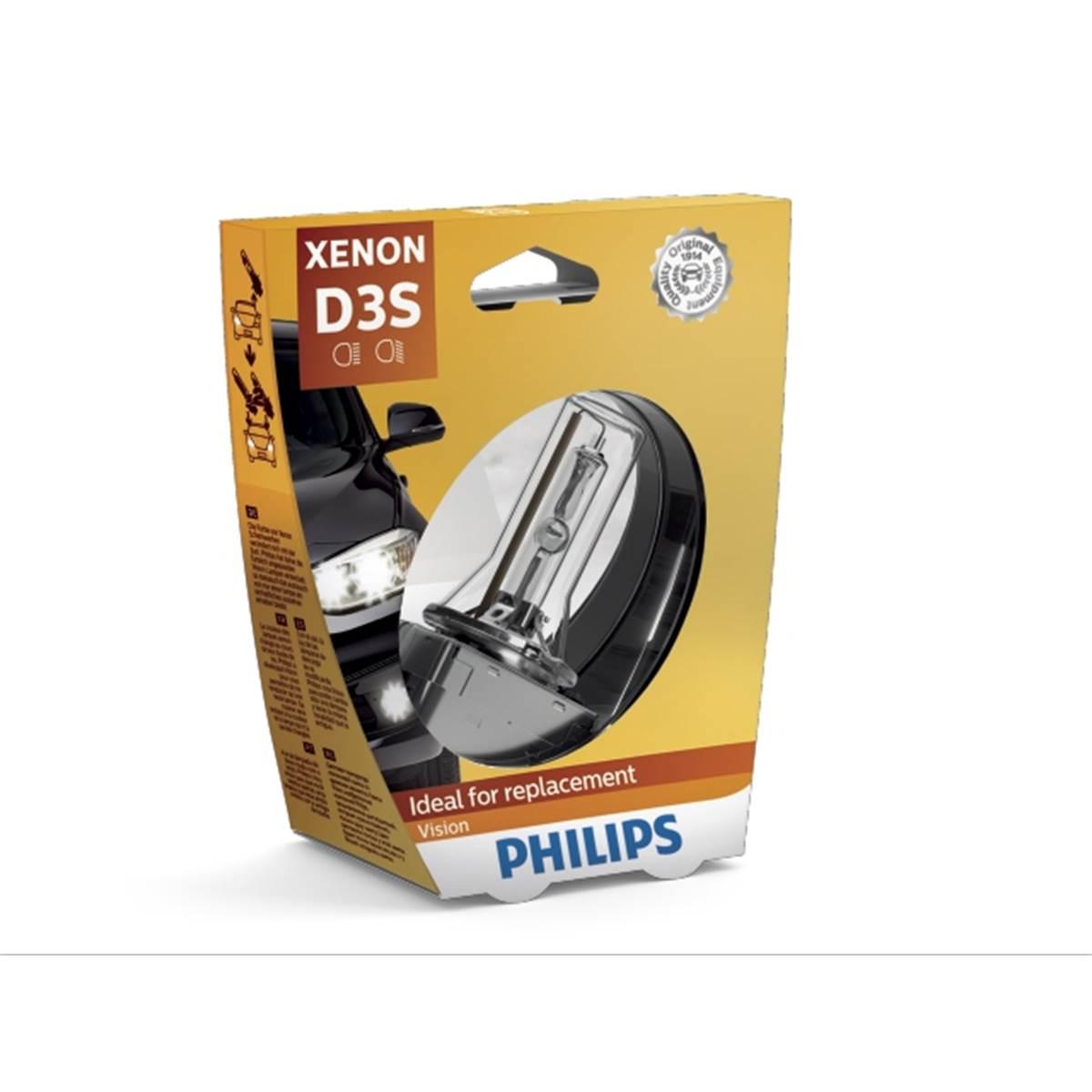 1 ampoule Philips premium Xénon D3S