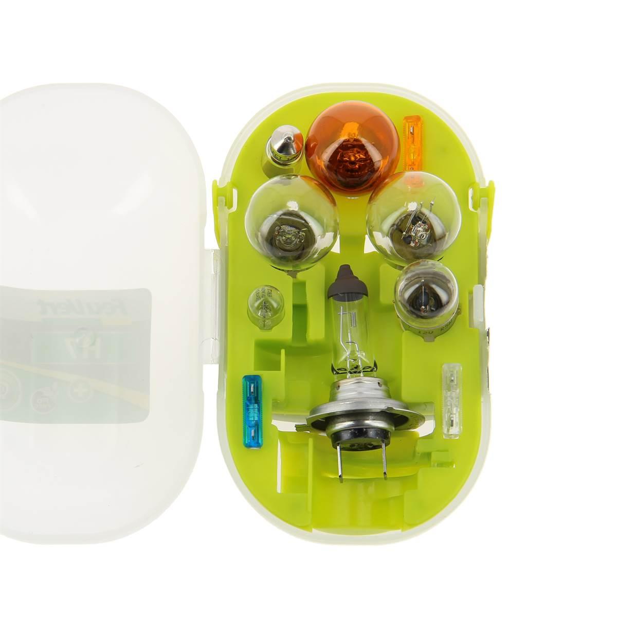 Coffret d'ampoules H7 Feu Vert