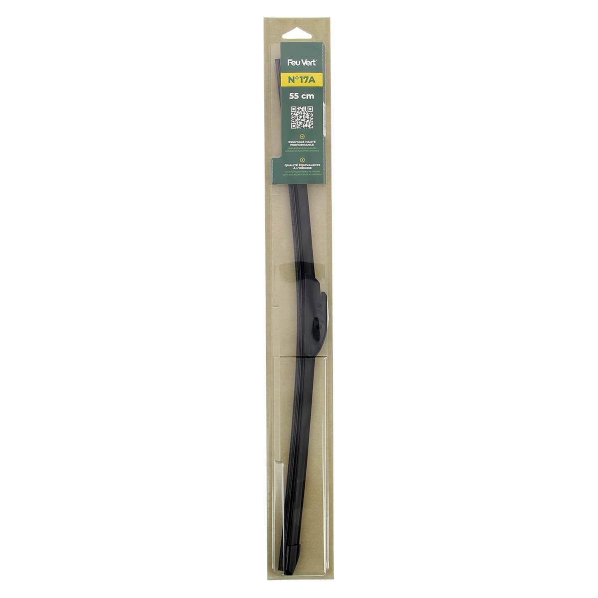 1 balai d'essuie-glace Feu Vert Premium N°17P