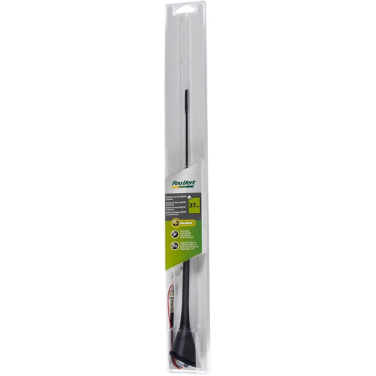 Antenne Feu Vert 37 cm + rallonge 5 m