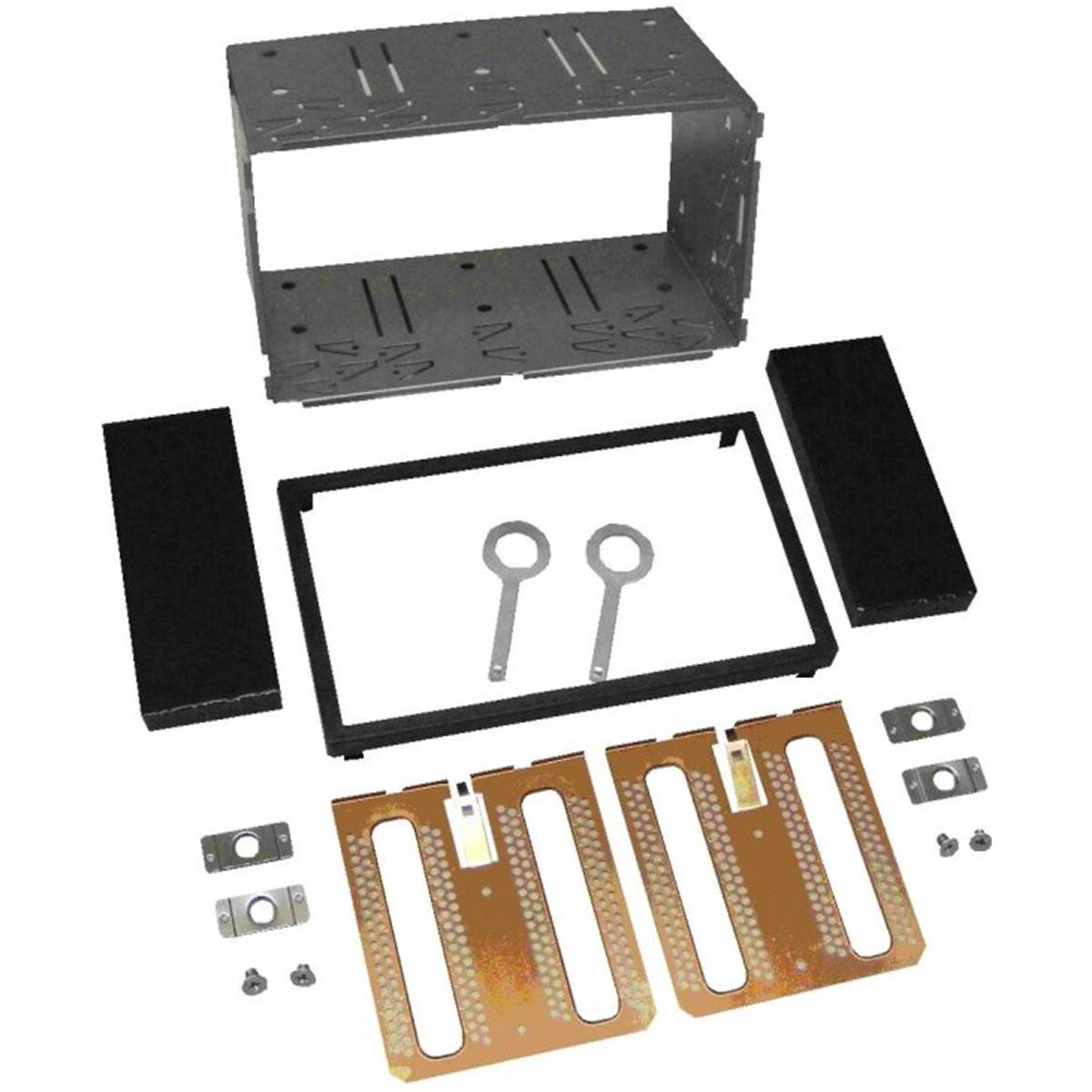 Kit d'installation universel Double-Din