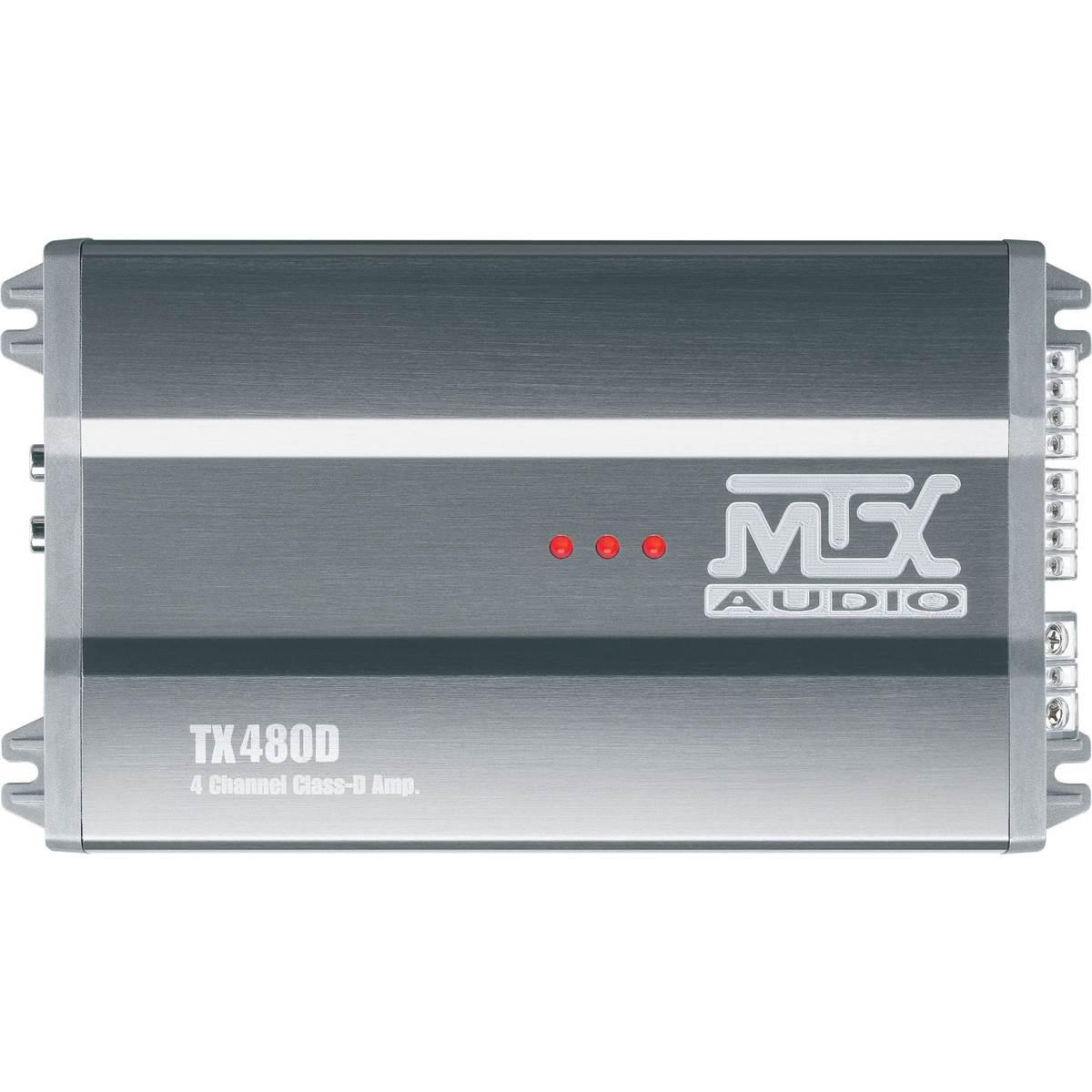 Ampli MTX TX480D