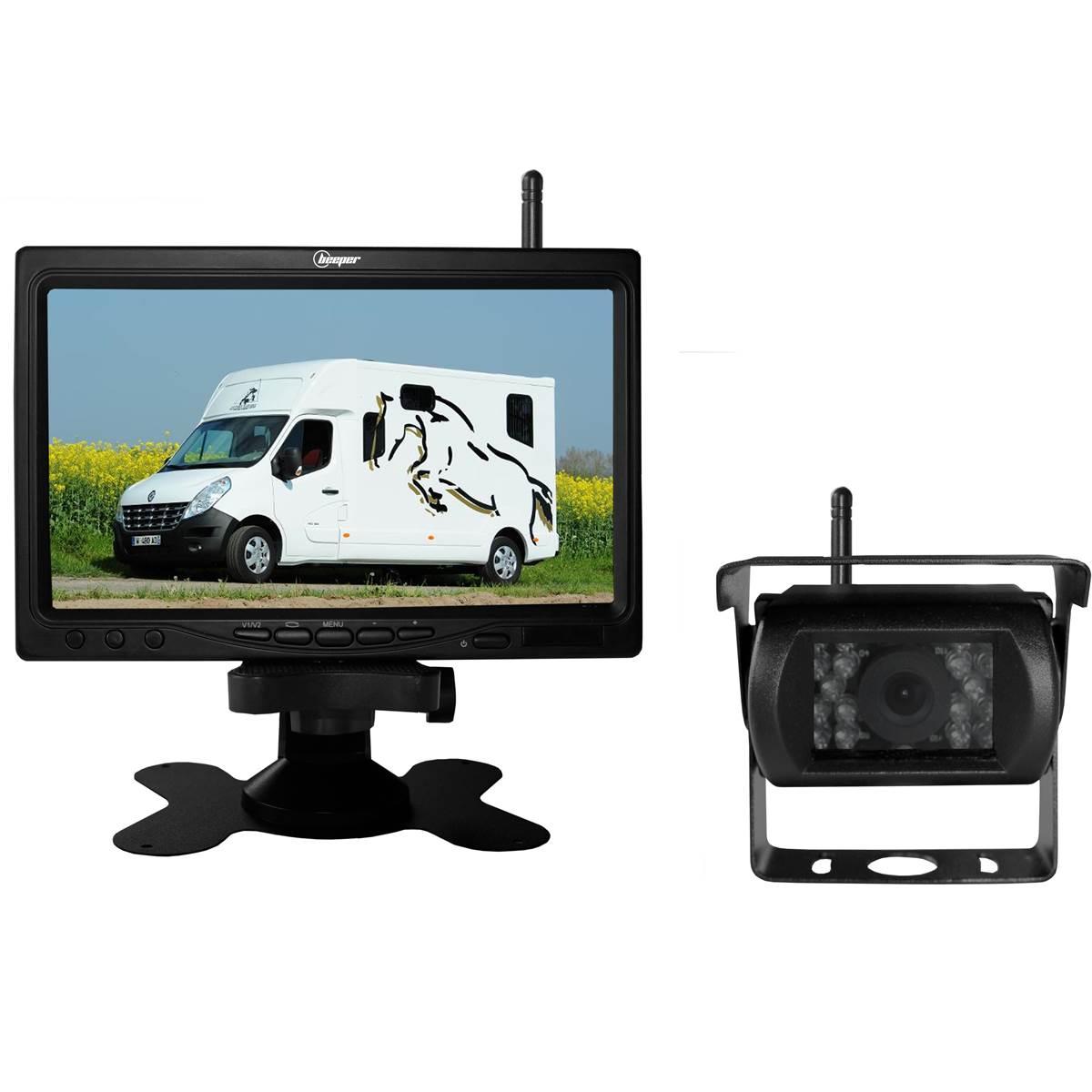 Caméra de recul Beeper RWEC100X-RF