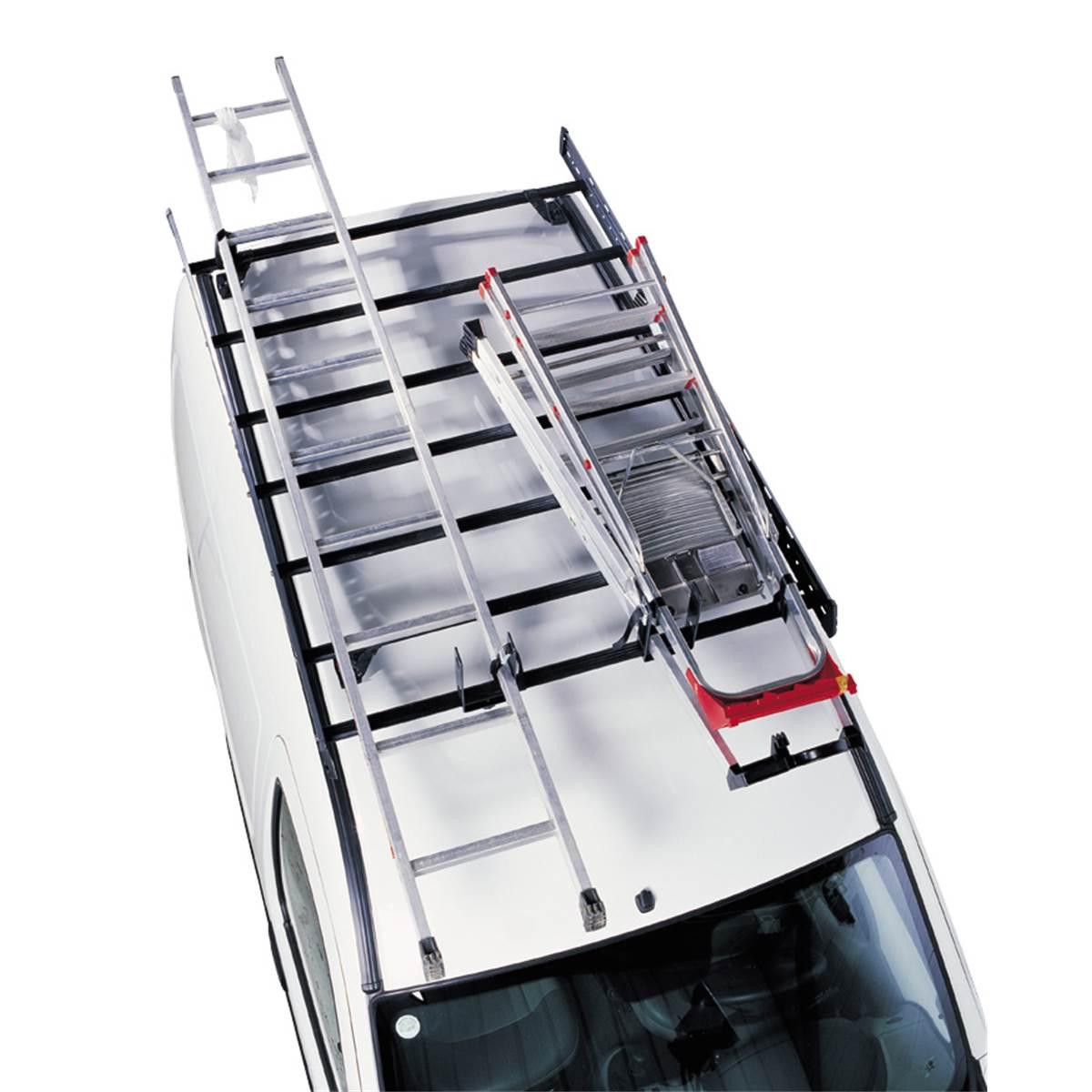 Galerie pour véhicule utilitaire PRO DECK MONT BLANC 608