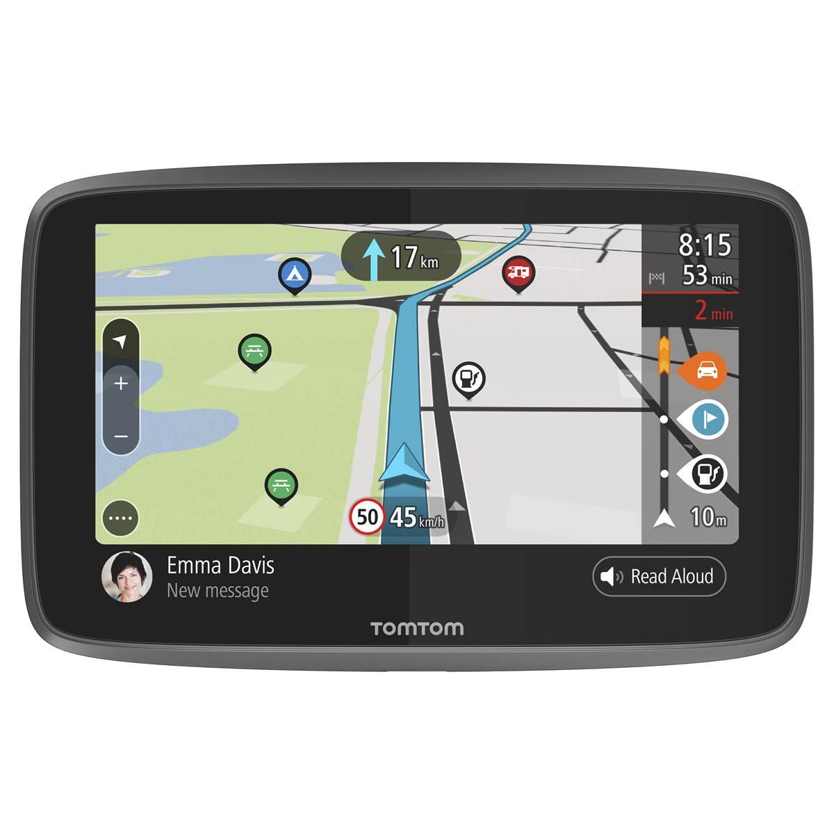 GPS CAMPING-CAR GO CAMPER TOMTOM