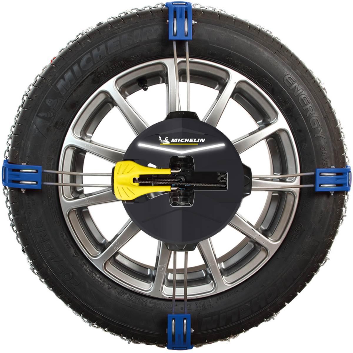 2 chaînes neige Fast Grip Michelin n°120