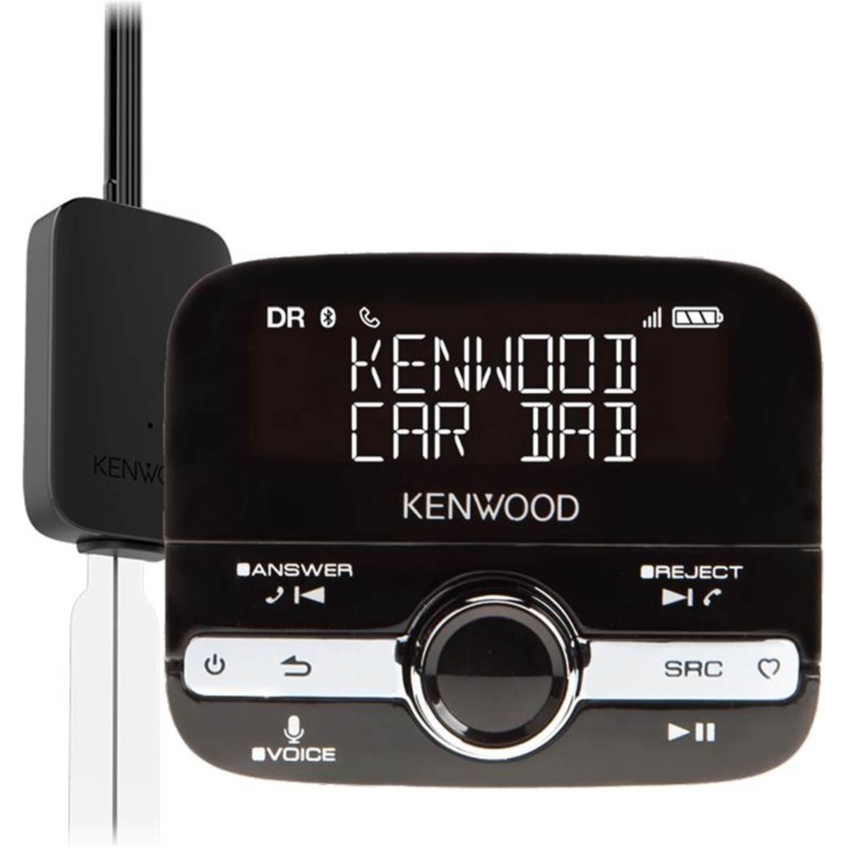 Transmetteur FM/DAB+ KTC-500DAB KENWOOD