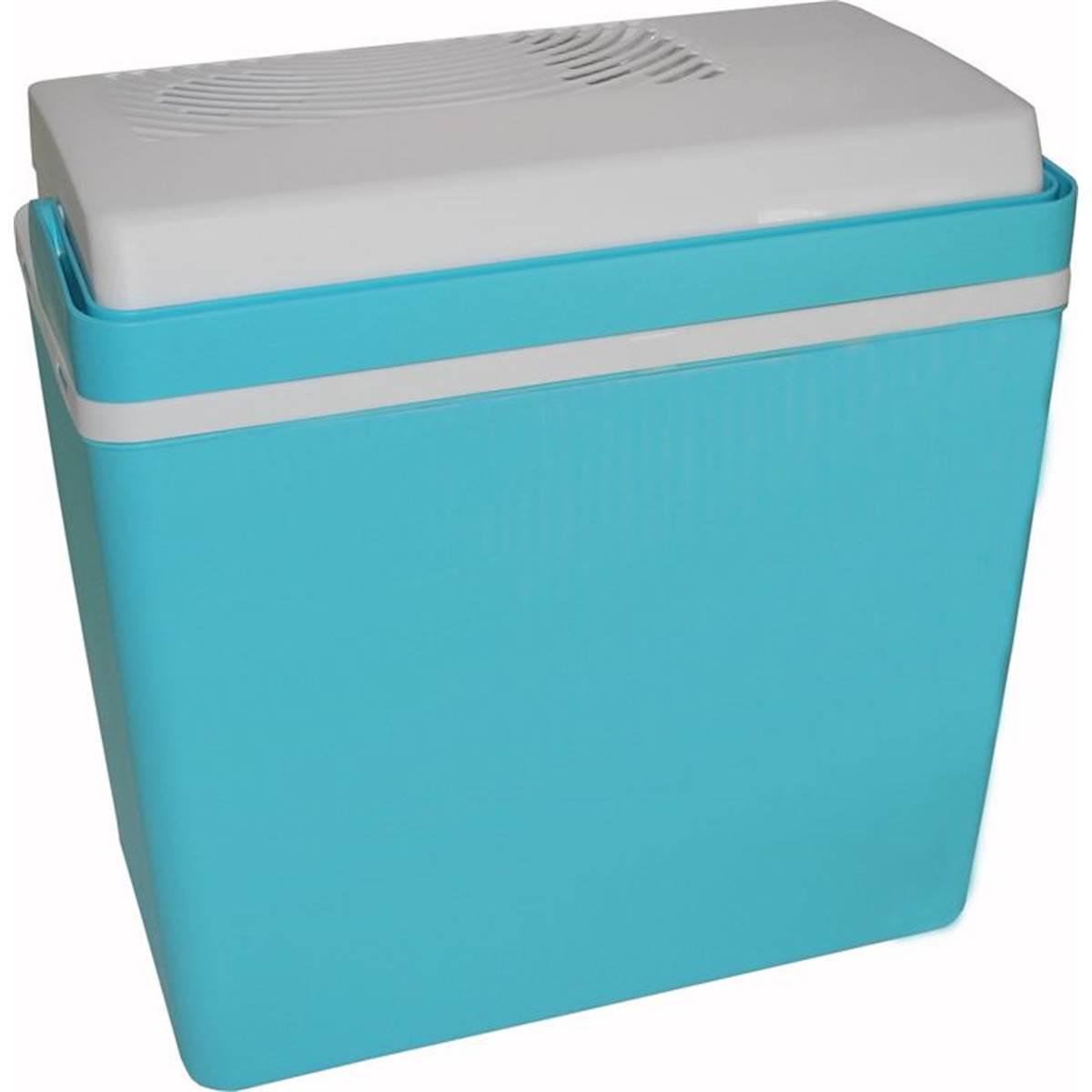 Glacière électrique 12/230V E24 Mirabelle bleu ciel 20 litres