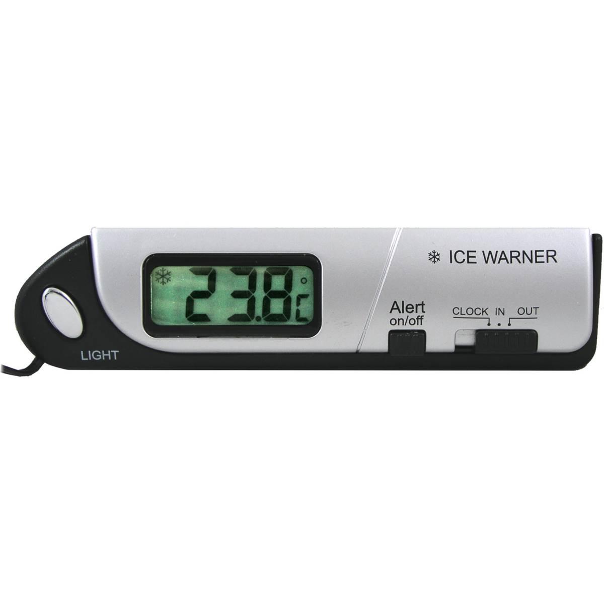 Thermomètre intérieur / extérieur voiture