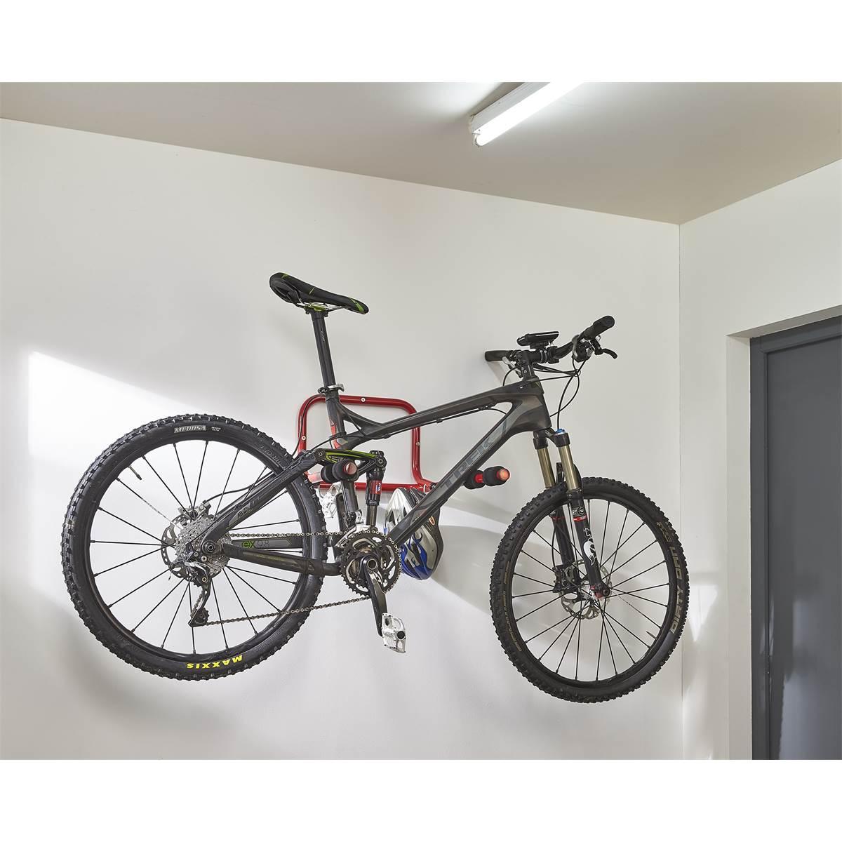 Fixation Pour Velo Garage range vélos mural