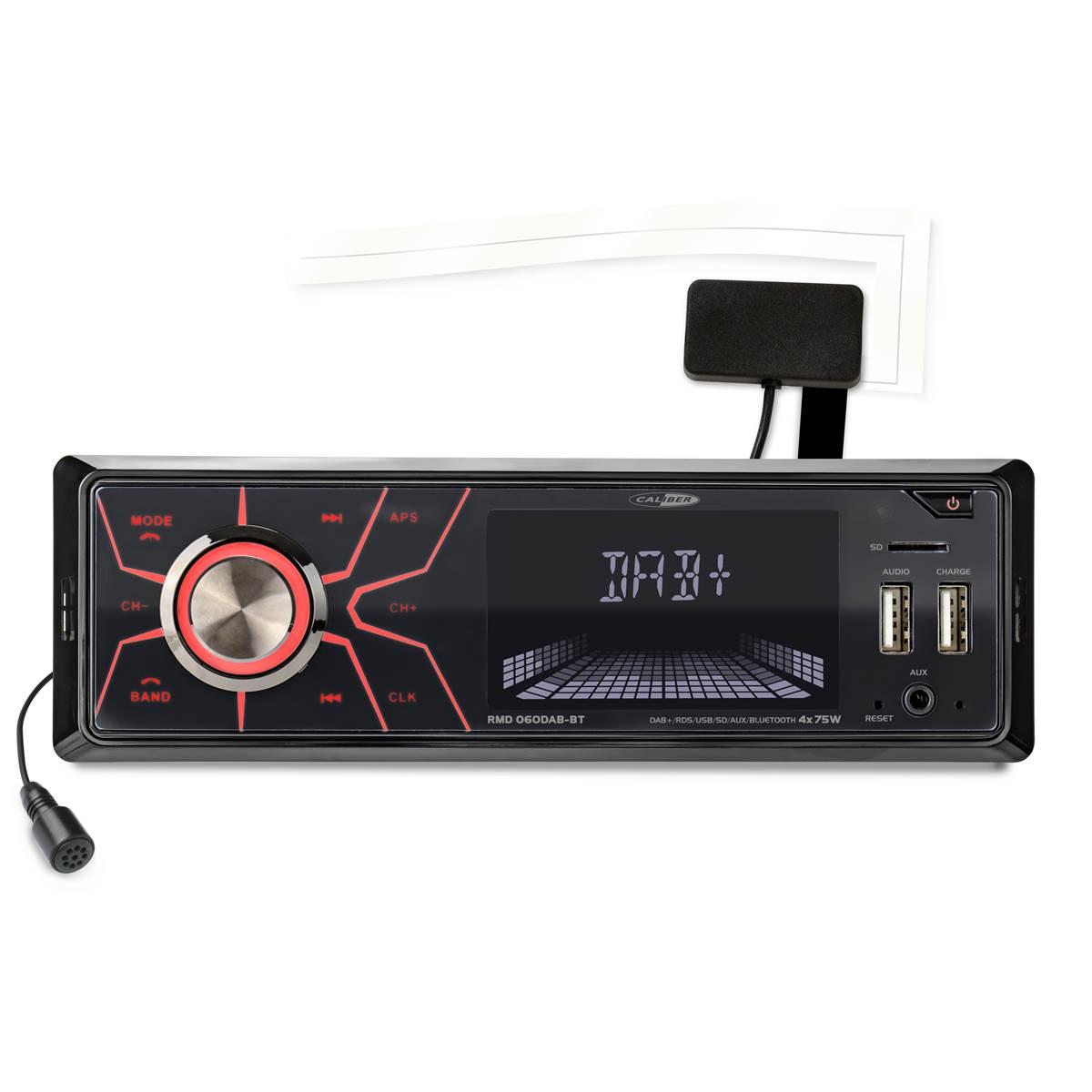 Autoradio Caliber RMD060DAB-BT