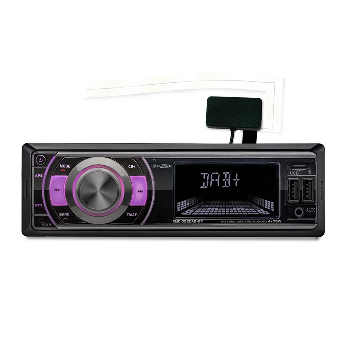 Autoradio Caliber RMD052DAB-BT