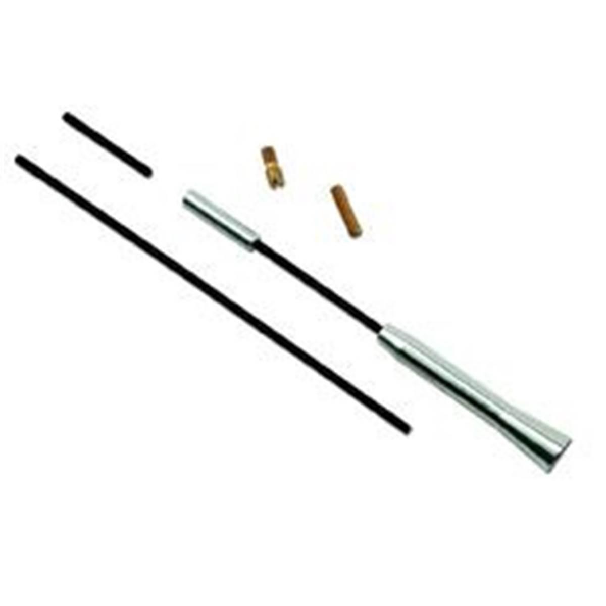 Antenne radio aluminium 3 parties 27,5 cm