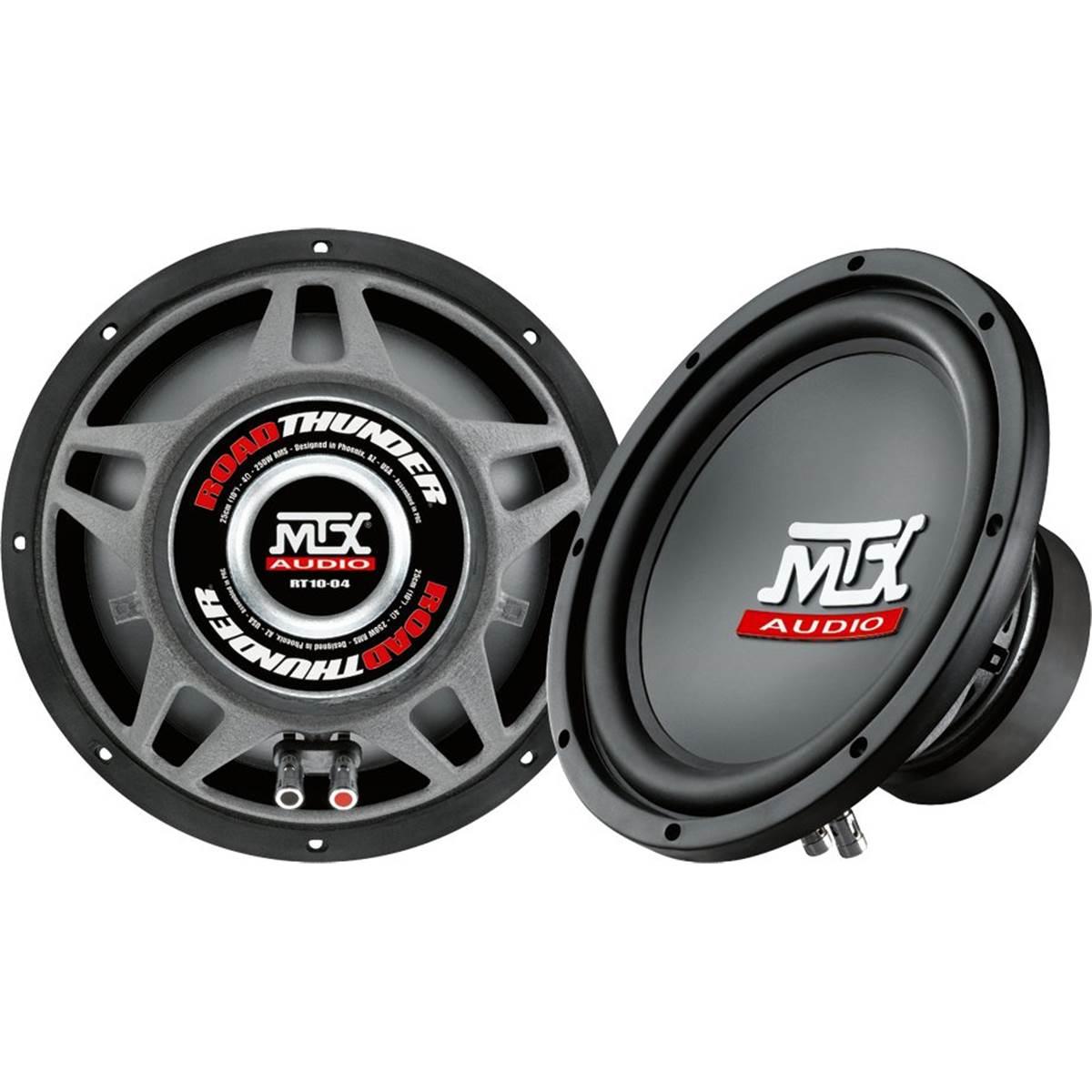 Subwoofer MTX RT10-04