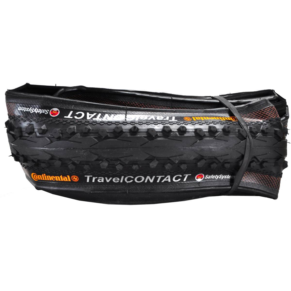 Pneu pour vélo 700 x 37 Travel Contact Continental