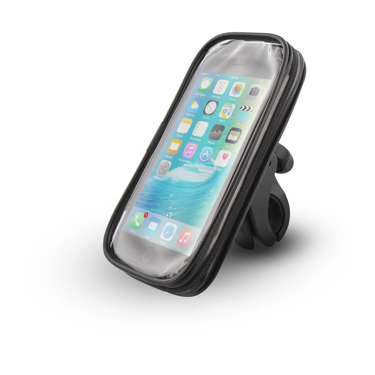 Support Smartphone semi-rigide pour guidon Urban Moov